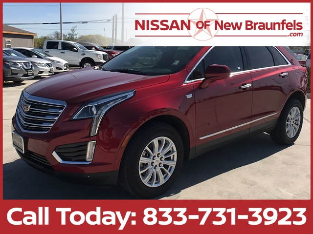 Pre-Owned 2019 Cadillac XT5 Base
