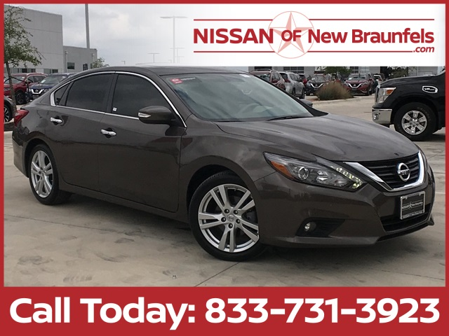 Certified Pre-Owned 2016 Nissan Altima 3.5 SL