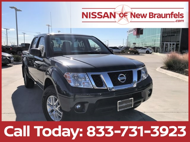 New 2019 Nissan Frontier Sv 4d Crew Cab In New Braunfels 3190069