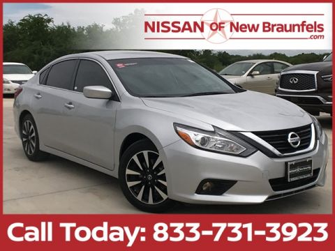 Certified Pre-Owned 2018 Nissan Altima 2.5 SV