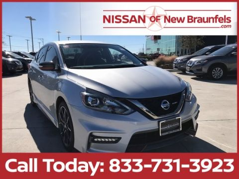 Certified Pre-Owned 2017 Nissan Sentra NISMO