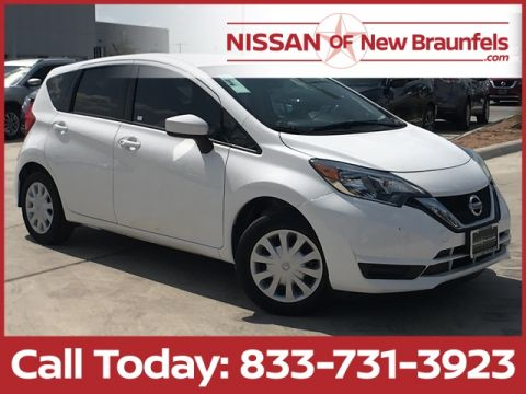 Pre-Owned 2017 Nissan Versa Note S Plus