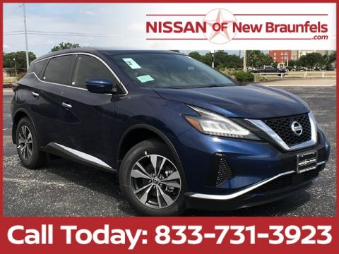 New Nissan Murano near New Braunfels | Nissan of New Braunfels