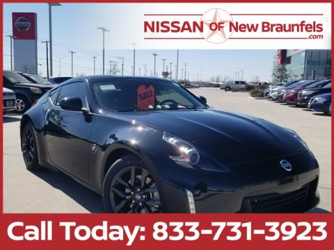 New 2020 Nissan 370Z Base